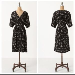 Anthropologie Many Folds Dress size 0
